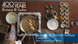 17th century cuisine learn the history of indian cuisine by cooking a 17th century curry