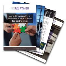 sample business case for partnership free download