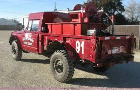 kaiser jeep lifted 1968 kaiser jeep m715 fire truck item j2962 sold februa