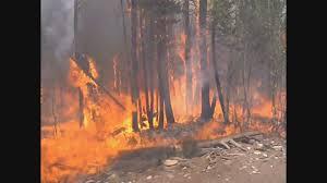 Wildfire Jordan Mt by Firefighters Battle Wildfires In Arizona Utah California