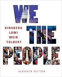 ISBN                 We the People Direct Textbook