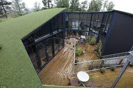 underground tiny house property pioneers build 1 25million devon home inside a former