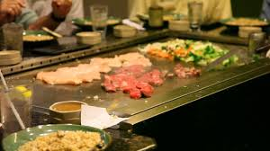Hibachi Fujiyama Sushi U0026 Hibachi Ribbon Cutting Youtube
