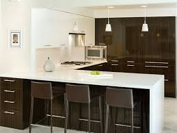 modern design and cutting edge builds on the kitchen table in