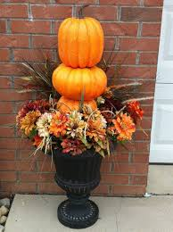 fall decorations for outside 17 best ideas about outside fall decorations on