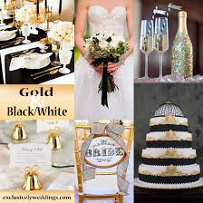 black and white wedding black and white wedding colors seven glorious combinations