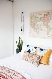 Decorating Ideas For Small Bedrooms Domino - Big ideas for small bedrooms