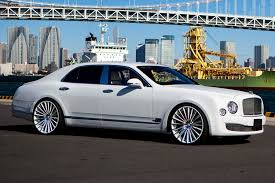 bentley mulsanne custom interior lexani forged 722 wheels custom painted rims