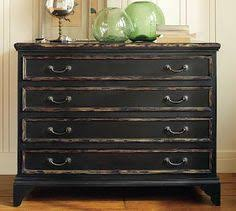 metallic paint on old wood furniture instant glam diy home
