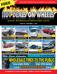 deals on wheels aug 28th 2009 by jennifer margreiter issuu