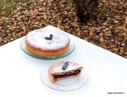livre cuisine mercotte le prarion gâteau de voyage aux myrtilles en attendant la bûche
