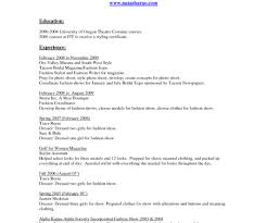 hair stylist resume exle wardrobe stylist resume sle fresh hair stylist resume exles