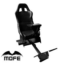 Racing Simulator Chair Availble Gear Shift Holder Support Of Steering Wheel Pedal Folding