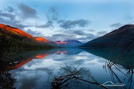Alaska travel blogs images Seconds before sunrise jpg