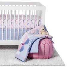 butterfly baby crib bedding target