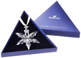 swarovski annual edition 2015 christmas crystal star ornament