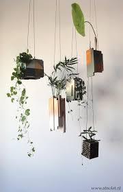Plant Vase Hanging Vase By Afnolet On Etsy Gardenning Pinterest