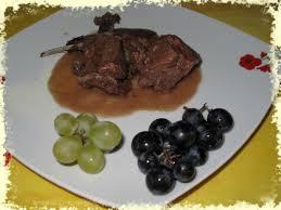 recette de cuisine civet de chevreuil civet de chevreuil au vin blanc ma nature 2
