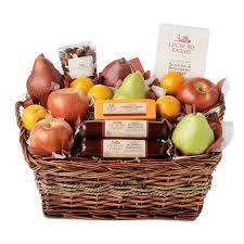 college gift baskets care packages for college students hickory farms