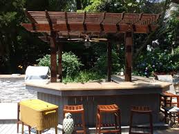 How To Build A Freestanding Patio Roof by Building Detached Pergola On Concrete Need Advice Construction
