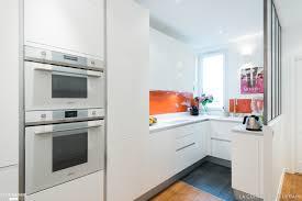 idee cuisine americaine cuisine ouverte salon petit espace avec beautiful cuisine