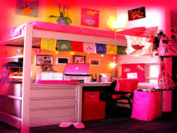 Small Teen Room Extraordinary 80 Red Teen Room Interior Design Decoration Of 7