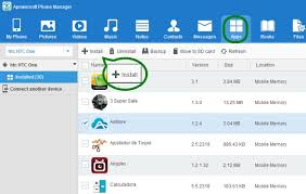 transfer apk files from pc to android install android apps from pc in one click