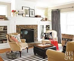 decorating built ins fireplace built ins better homes gardens