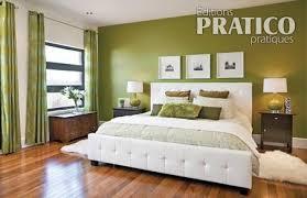 deco chambre verte decoration chambre verte et blanc visuel 4