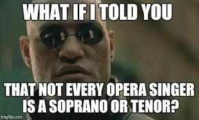 Opera Meme - the mezzo queens of opera memes modern singer magazine