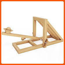 mota catapult u2013 educational desktop battle kit u2013 easy to build