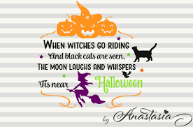free halloween stationery background free when witches go riding halloween svg cut file by