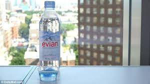 bottled water can be acidic and erode your tooth enamel daily