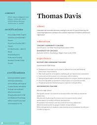 Resume Sample For Teacher Assistant by Resume Help For Teachers Resume For Your Job Application