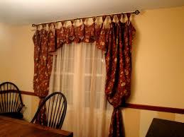 Dining Room Window Valances 100 Dining Room Drapery Ideas Dining Room Curtains Curtains