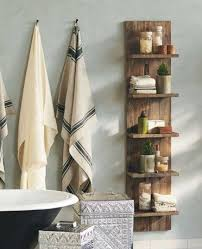 Wood Shelves Design by Best 25 Small Bathroom Shelves Ideas On Pinterest Corner