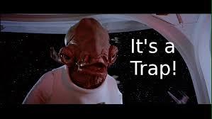 Its A Trap Meme - it s a meme createdbyrcw