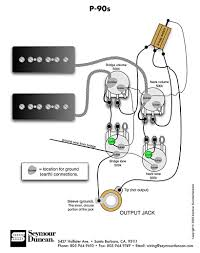 wiring diagram guitar wiring diagrams pinterest vol 2 pots