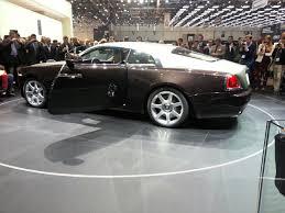 bentley wraith doors breaking rolls royce wraith is unveiled
