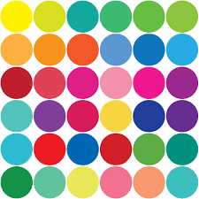 wallpapers for rainbow polka dot wallpaper clip art library