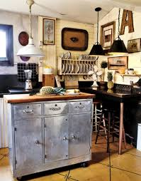 metal top kitchen island mobile kitchen islands butcher blocks antique shops and steel