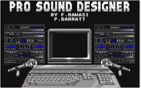 sound designer atari st pro sound designer scans dump screenshots