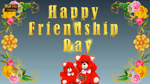 happy friendship day 2017 wishes whatsapp video greetings