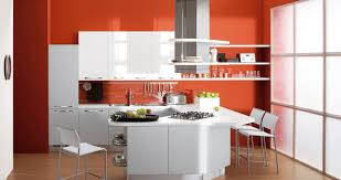 Indian Semi Open Kitchen Designs Kitchen White Kitchen Designs Kitchen Remodel Ideas Kitchenette