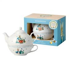 wedgwood rabbit rabbit tea for one wedgwood us