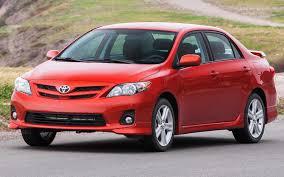 Toyota Corolla 2001 S 2013 Toyota Corolla Information And Photos Momentcar