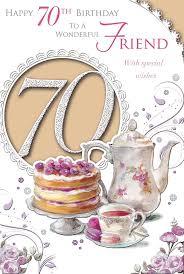 xpress yourself female friend 70 celebrate today medium sized