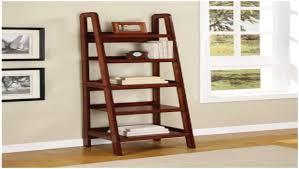 Oak Ladder Bookcase by Five Tier Antique Black Ladder Shelf Corner Shelf Furniture Design