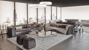 fendi casa contemporary interiors by luxury living fendicasa