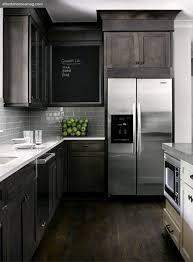 Tile For Backsplash In Kitchen by Best 25 Espresso Cabinets Ideas On Pinterest Espresso Cabinet